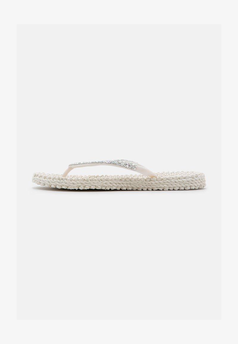 Ilse Jacobsen - T-bar sandals - creme