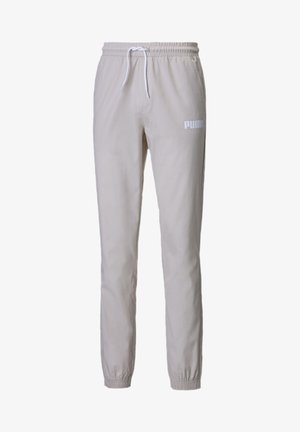 UTILITY  - Tracksuit bottoms - oatmeal
