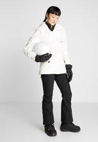 Roxy - CREEK SHORT - Ski- & snowboardbukser - true black - 1