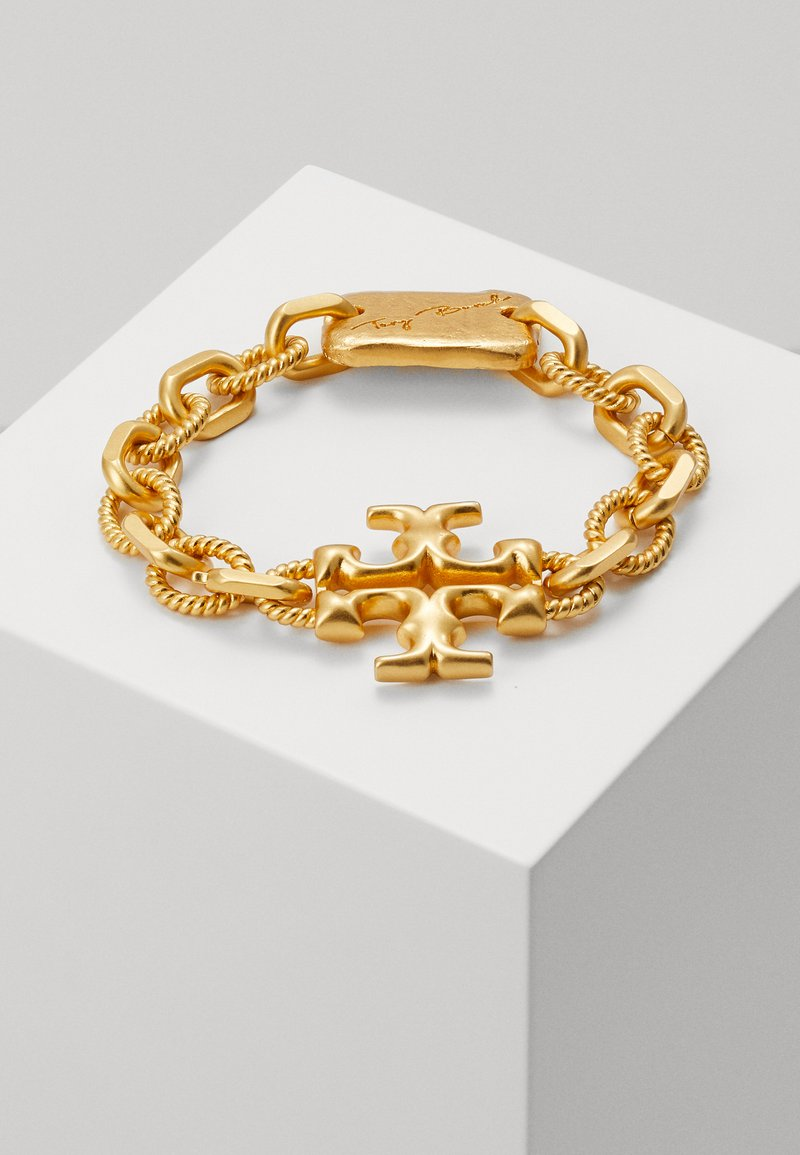 Tory Burch - TORSADE BRACELET - Náramek - gold-coloured