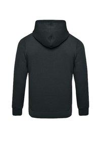 Umbro - Zip-up sweatshirt - schwarzweiss - 1
