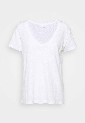 BEVERLY - Jednoduché triko - bright white