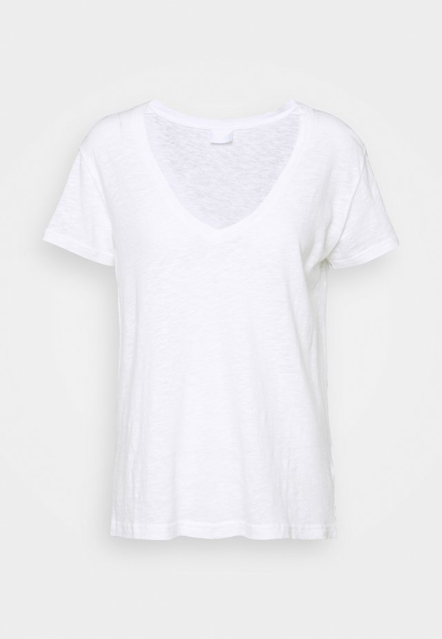 BEVERLY - T-shirt - bas - bright white