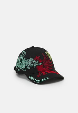 C-DRAGON UNISEX - Gorra - black