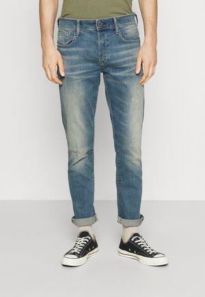 3301 SLIM - Slim fit jeans - elto superstretch monaco blue