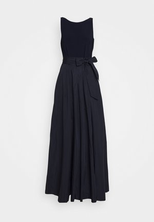 MEMORY LONG GOWN COMBO - Gallakjole - lighthouse navy