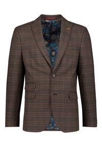 Next - Suit jacket - brown - 0