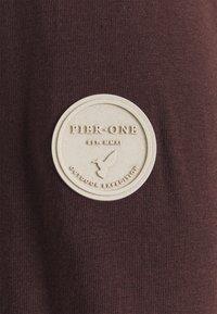 Pier One - Top sdlouhým rukávem - brown - 8