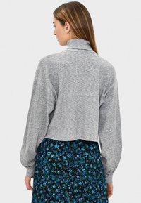 Bershka - Pullover - grey - 2