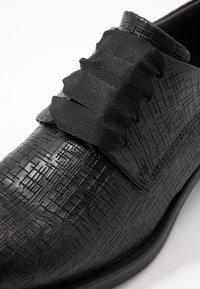lilimill - VIENNA - Šněrovací boty - fred nero - 2