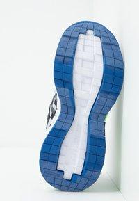 Skechers - MEGA-CRAFT - Baskets basses - black/blue/lime - 5