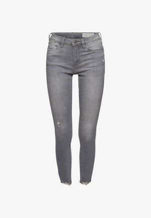 Jeans Skinny Fit - mottled grey