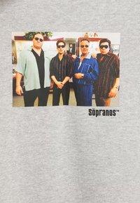 Nominal - THE SOPRANOS GROUP CREW - Sweatshirt - grey marl - 2