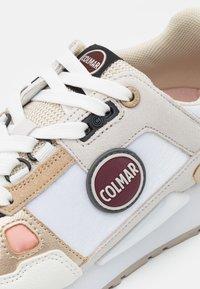 Colmar Originals - TYLER - Baskets basses - white/beige - 6