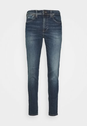 MILES - Jeans Skinny Fit - danny dark blue stretch