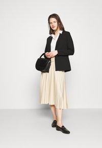 edc by Esprit - Veckad kjol - beige - 1