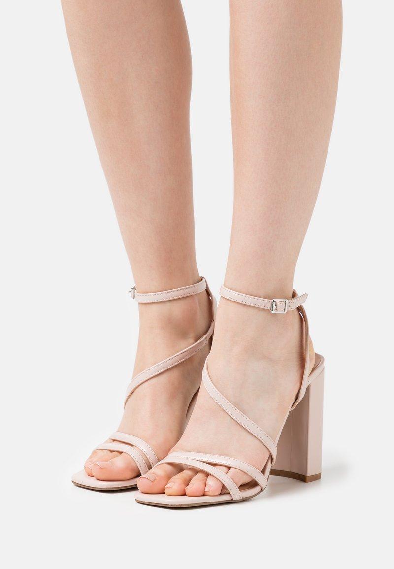 Even&Odd - Sandals - light pink