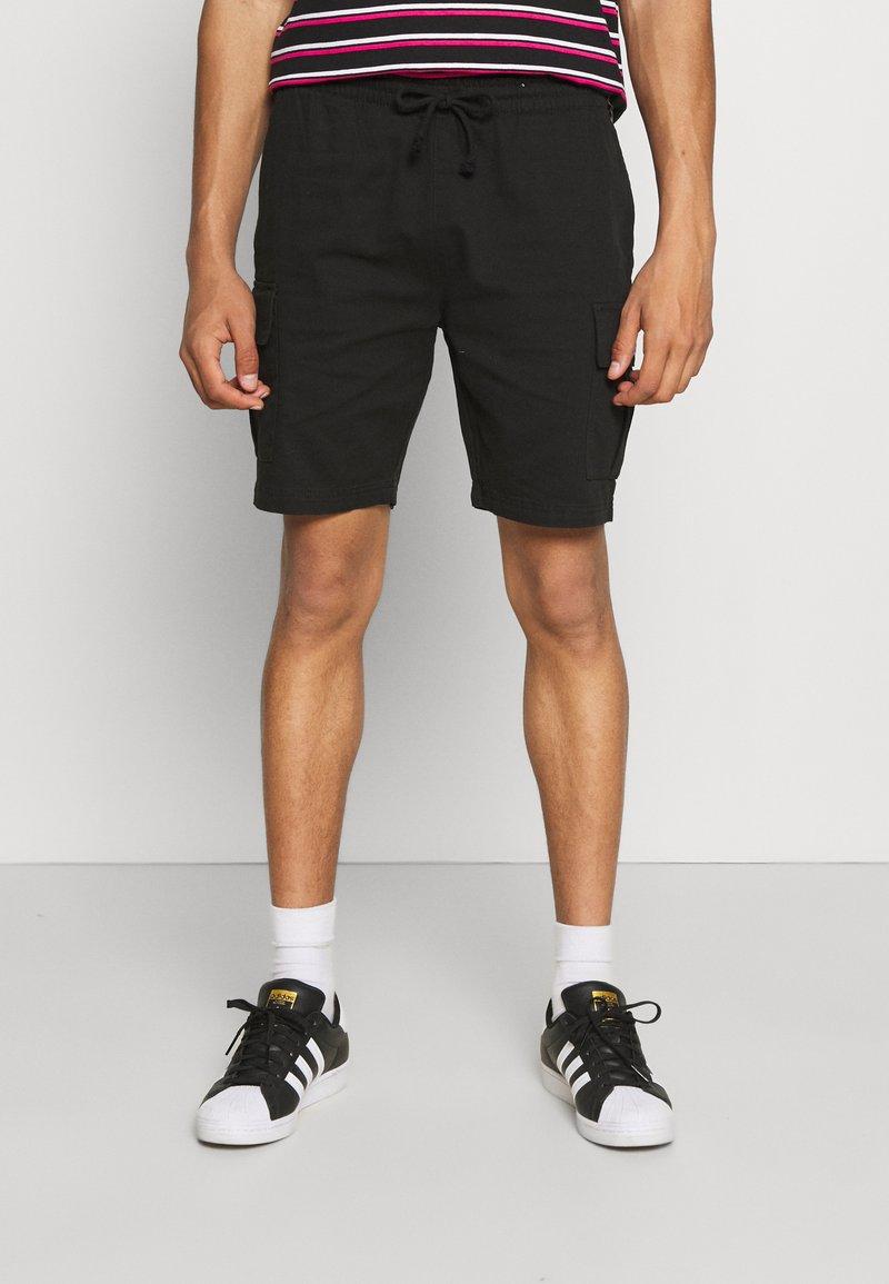 Newport Bay Sailing Club - Shorts - black