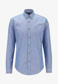 BOSS - Formal shirt - open blue - 5