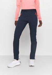 Salewa - PEDROC - Pantaloni outdoor - navy blazer - 0