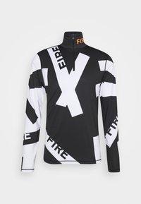 PASCAL - Langarmshirt - black