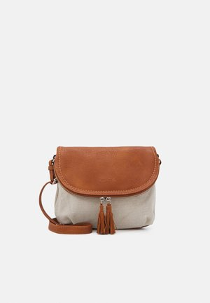 LARI SUMMER - Across body bag - mixed beige