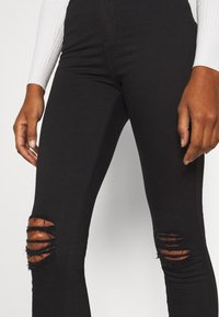 Dr.Denim Tall - MOXY - Jeans Skinny Fit - black - 3