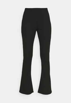 VIULA PANTS - Leggings - black