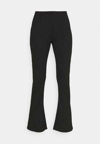 VIULA PANTS - Leggings - Trousers - black