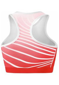 Erima - BRA DAMEN - High support sports bra - red/white - 1