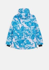 Kjus - GIRLS MARA JACKET - Ski jacket - blue/pink - 1