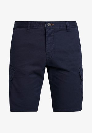 CARGO SHORTS - Shorts - dunkelblau