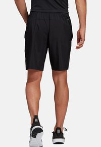 adidas Performance - TRAINING SHORTS - Pantalón corto de deporte - black - 2