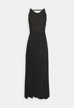 Vestito lungo - noir