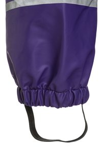 LEGO Wear - PATIENCE - Kalhoty do deště - dark purple - 4