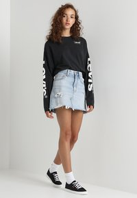 Levi's® - DECONSTRUCTED SKIRT - A-line skirt - whats the damage - 1