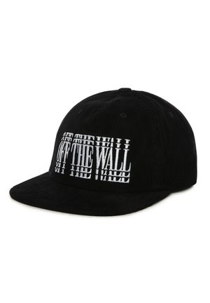 MN LOUNGING SHALLOW UNSTRUCTURED - Hat - black-white