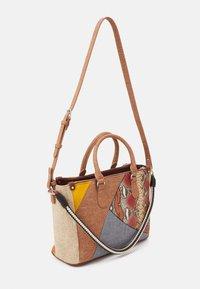 Desigual - BOLS PERSEO SAFI - Handbag - natural - 1
