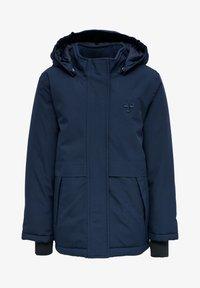 Hummel - URBAN JACKET  - Winter coat - black iris - 0