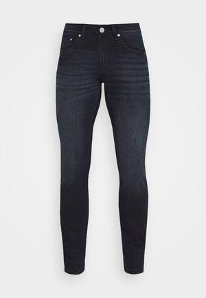 Slim fit jeans - dark vintage wash