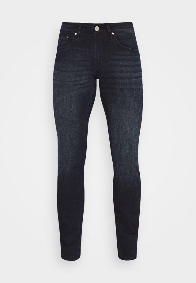 Jeans slim fit - dark vintage wash