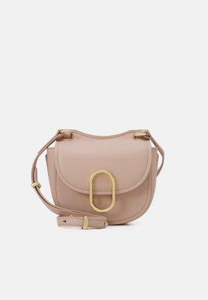 ALIX MINI HUNTER - Across body bag - blush