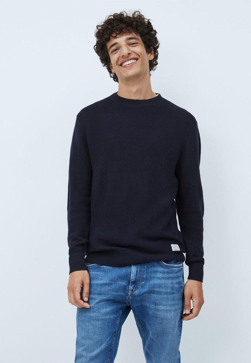 Pepe Jeans - OSCAR - Trui - deepsea blau