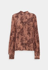 Lily & Lionel - HARLOWE  - Blouse - painted leopard - 0