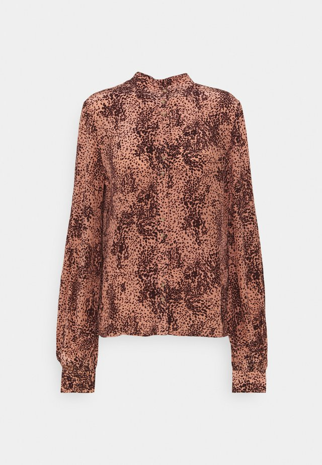 HARLOWE  - Blouse - painted leopard