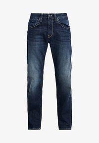 Pepe Jeans - KINGSTON ZIP - Straight leg jeans - blue - 4