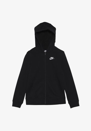 HOODIE CLUB - veste en sweat zippée - black