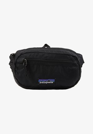 ULTRALIGHT BLACK HOLE MINI HIP PACK UNISEX - Ledvinka - black