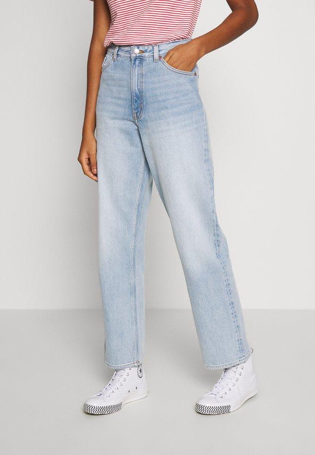 TAIKI - Slim fit jeans - blue dusty light