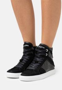 Zadig & Voltaire - High-top trainers - noir - 0